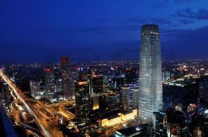 项目名称:北京国贸三期