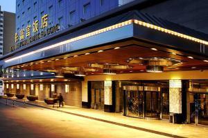 项目名称:长富宫饭店