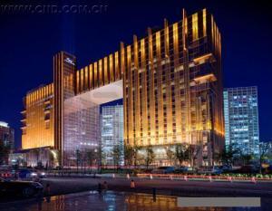 項目名稱:北京華彬費爾蒙酒店