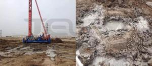 天津華電南疆熱電樁基項目