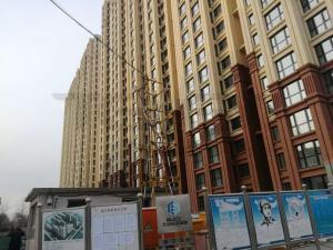 项目名称:北京通州区北人职工住宅楼项目