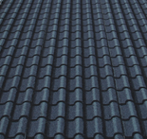 三維立體屋面瓦