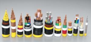 天赐电气聚氯乙烯绝缘护套电力电缆