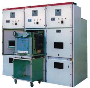 天赐电气铠装移开式金属封闭开关设备KYN28A-12(GZS1)