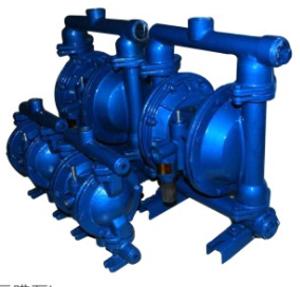 豪擎QBY气动隔膜泵系列