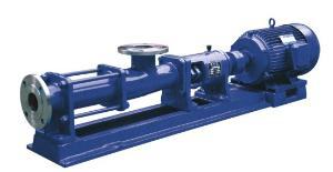 豪擎G型螺杆泵