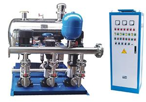 豪擎智能无负压(无吸程)变频恒压供水设备