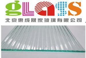5mm直紋玻璃