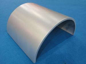 百城氟碳喷涂弧型铝单板