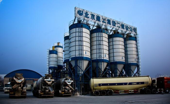 預拌混凝土   提高混凝土防水性、防凍性、抗裂性和耐磨性    北京市第二建筑工程有限責任公司混凝土分公司