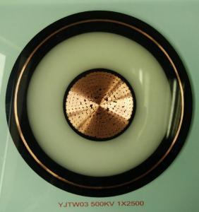 额定电压66~500KV交联聚乙烯绝缘电力电缆及其附件
