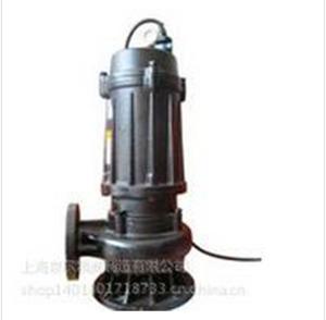 高效无堵塞潜水排污泵批发价格50WQ18-30-3 50WQ25-32-5.5