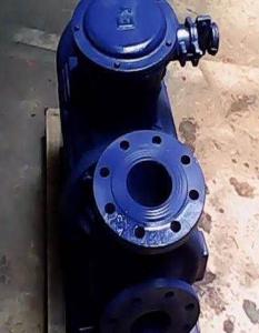 上海江洋泵业 供应 泉尔防爆电机管道离心泵ISG80-125 ISW80-160防爆管道泵