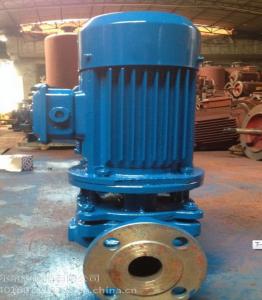 上海江洋泵业 供应ISG单级单吸立式管道离心泵,稳压泵,增压泵