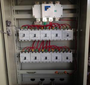 正泰双电源总控制柜 一控二双电源控制柜 二用电源控制柜
