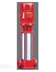 上海江洋泵业 供应 立式多级消防泵,卧式多级喷淋泵XBD8.5/20-100*6 XBD8.5/15-80*6