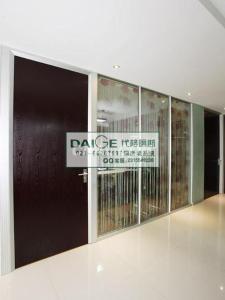 上海代格铝合金办公隔断