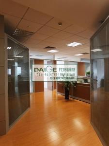 上海代格單玻璃隔斷系統
