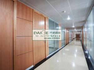 上海代格【隔斷廠家銷量第一】口碑第一成品玻璃隔斷/雙層玻璃隔斷