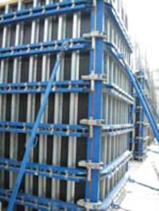 北京中建柏利工程仓库 供应混凝土模板