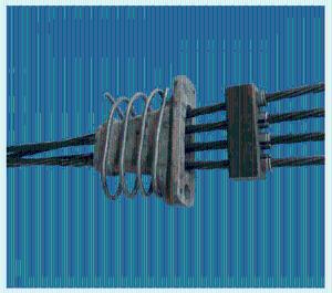 安徽金星预应力工程技术有限公司 供应 扁型锚具