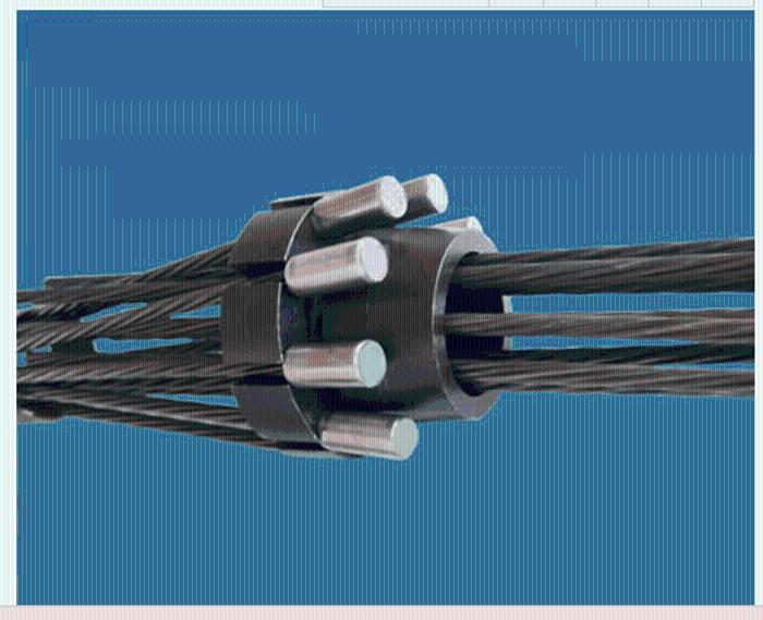 安徽金星预应力工程技术有限公司 供应 多孔连接器组合