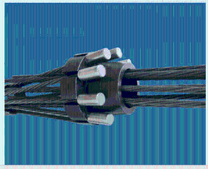 安徽金星預應力工程技術有限公司 供應 多孔連接器組合