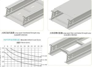 许昌美特桥架股份有限公司供应 大跨距钢制桥架