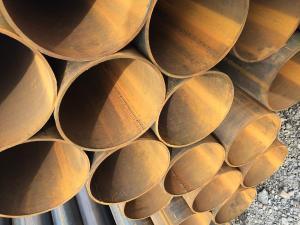 北京德益隆钢铁有限公司 供应焊管