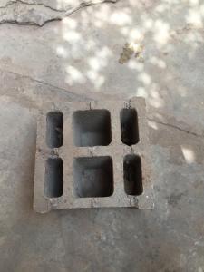 混凝土空心砖八孔厂家直销