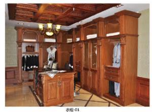 木宜居厂家提供创意顶箱衣柜加工 高档复古顶箱衣柜 中式手工顶箱衣柜