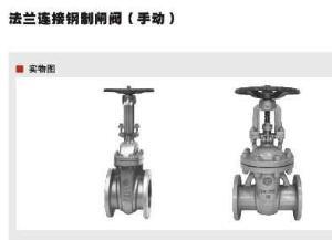 大众阀门国标Z41H/Y铸钢法兰明杆楔式闸阀