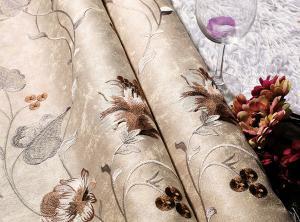 艾美世家精密优质无缝墙布批发 免胶无缝墙布 环保无缝墙布