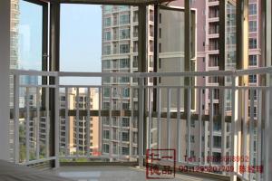 焊接护栏·庭院护栏·栏杆·栏板·铝合金护栏·花色护栏