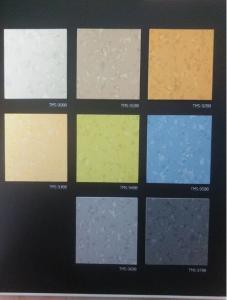 厂家直销上海KXS地板 同质透心 商用地板 PVC地板 PVC卷材地板