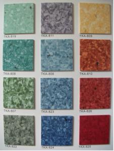 上海厂家PVC地板 天开同透商用地板 医用无菌耐磨耐污地板