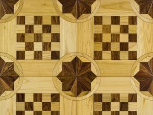 艺术拼花  格兰特木业