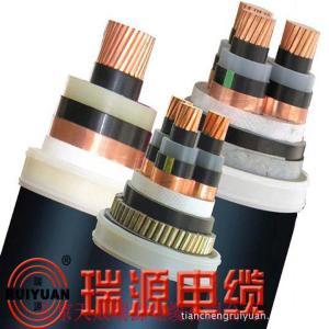 北京 厂家直销 国标 铜芯 阻燃 铠装电缆 ZR-YJV22-3*150+1*70