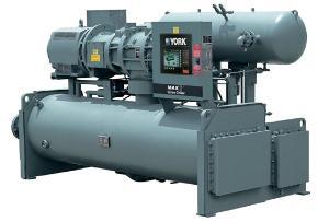 供應約克變頻螺桿式冷水機組