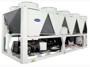 日立螺桿式風冷冷水機組