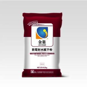 防霉耐水膩子粉    粘結強度高,耐水柔韌性好,抗劃抗裂     北京金巢佳業建筑材料有限公司