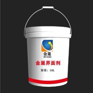 金巢界面劑    雙向滲透粘結、高度柔軟堅韌性、良好透氣性、抗凍融、耐水、耐老化    北京金巢佳業建筑材料有限公司