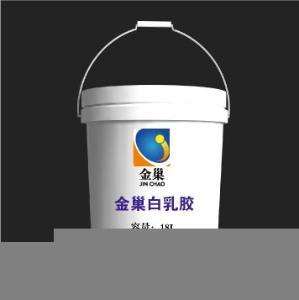 金巢白乳膠    初粘力好、常溫固化快、膠粘范圍廣    北京金巢佳業建筑材料有限公司