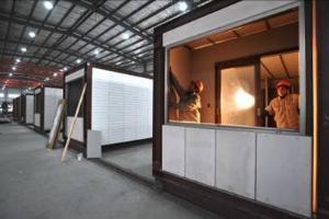 NALC单元房     轻质、防火、保温隔热、隔音、抗震 南京旭建新型ManBetX安卓股份有限公司
