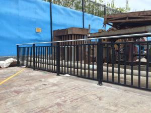 新款特价护栏·复合式护栏·铝合金焊接复合式护栏