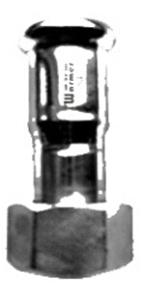 溫默爾 螺母轉換接頭 管材 接頭