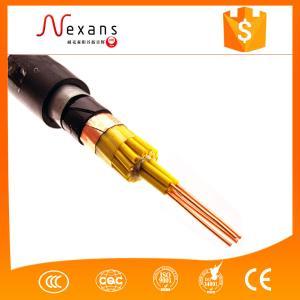 低烟无卤屏蔽型控制电缆WDZ-KYJVP4*1.5