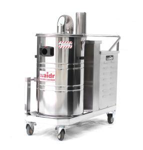 工厂车间吸铁屑用 80L大容量集尘桶效率高/ 威德尔80/22 吸尘器