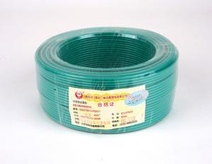 聚氯乙烯絕緣電線BV6.0