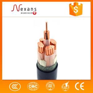 聚乙烯绝缘电力电缆YJV4*50+1*25